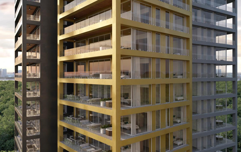 X Towers Departamentos en Puerto Cancun
