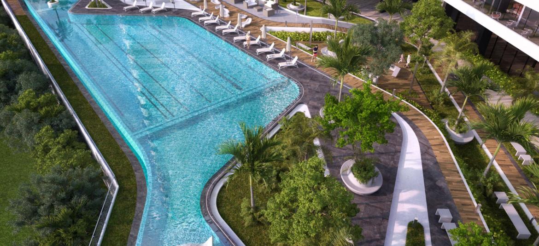 Woha Departamentos sustentables en Puerto Cancun