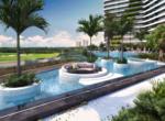 Woha Puerto Cancun Areas Comunes