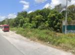 Terreno comercial sobre boulevard colosio en Cancun