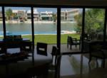 Casa en la orilla del Lago Lagos del Sol