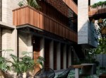 Manta departamentos y lofts en Cancun 11